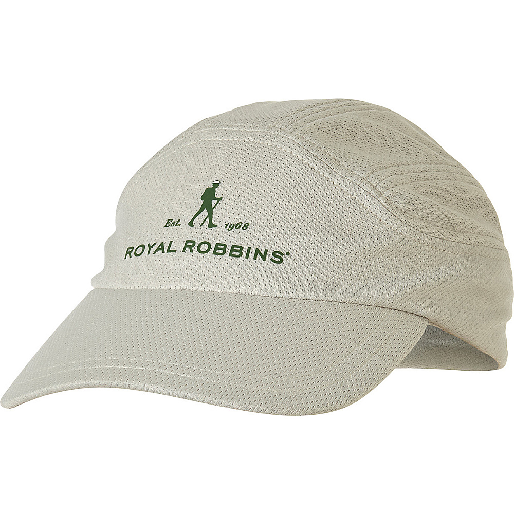 Royal Robbins Mens Wick-Ed Cool Cap One Size - Soapstone - Royal Robbins Hats - Fashion Accessories, Hats