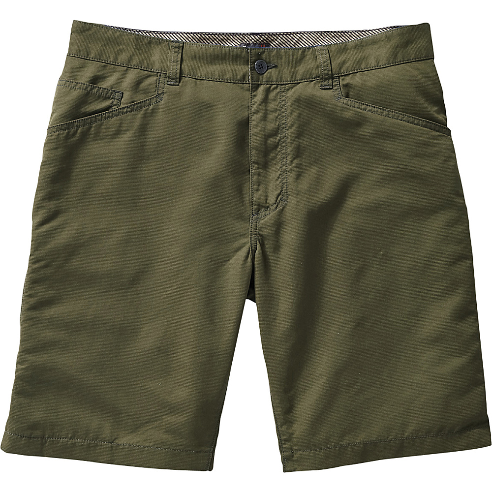 Royal Robbins Mens Convoy Utility Short 32 - Light Olive - Royal Robbins Mens Apparel - Apparel & Footwear, Men's Apparel