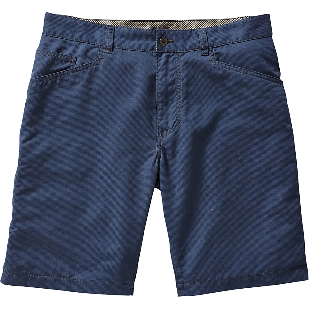 Royal Robbins Mens Convoy Utility Short 30 - Deep Blue - Royal Robbins Mens Apparel - Apparel & Footwear, Men's Apparel