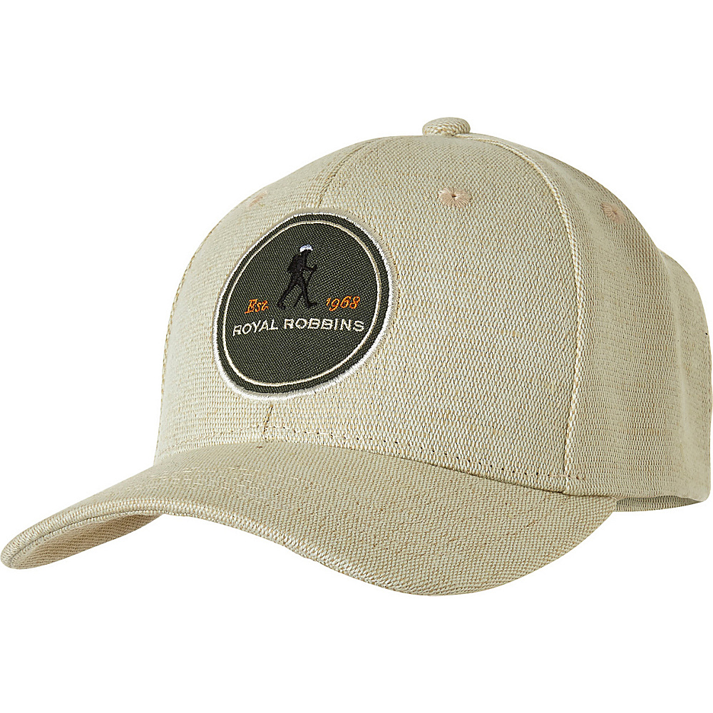 Royal Robbins Strider Cap One Size - Soapstone - Royal Robbins Hats - Fashion Accessories, Hats