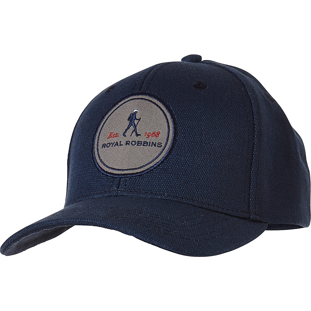Royal Robbins Strider Cap One Size - Deep Blue - Royal Robbins Hats - Fashion Accessories, Hats