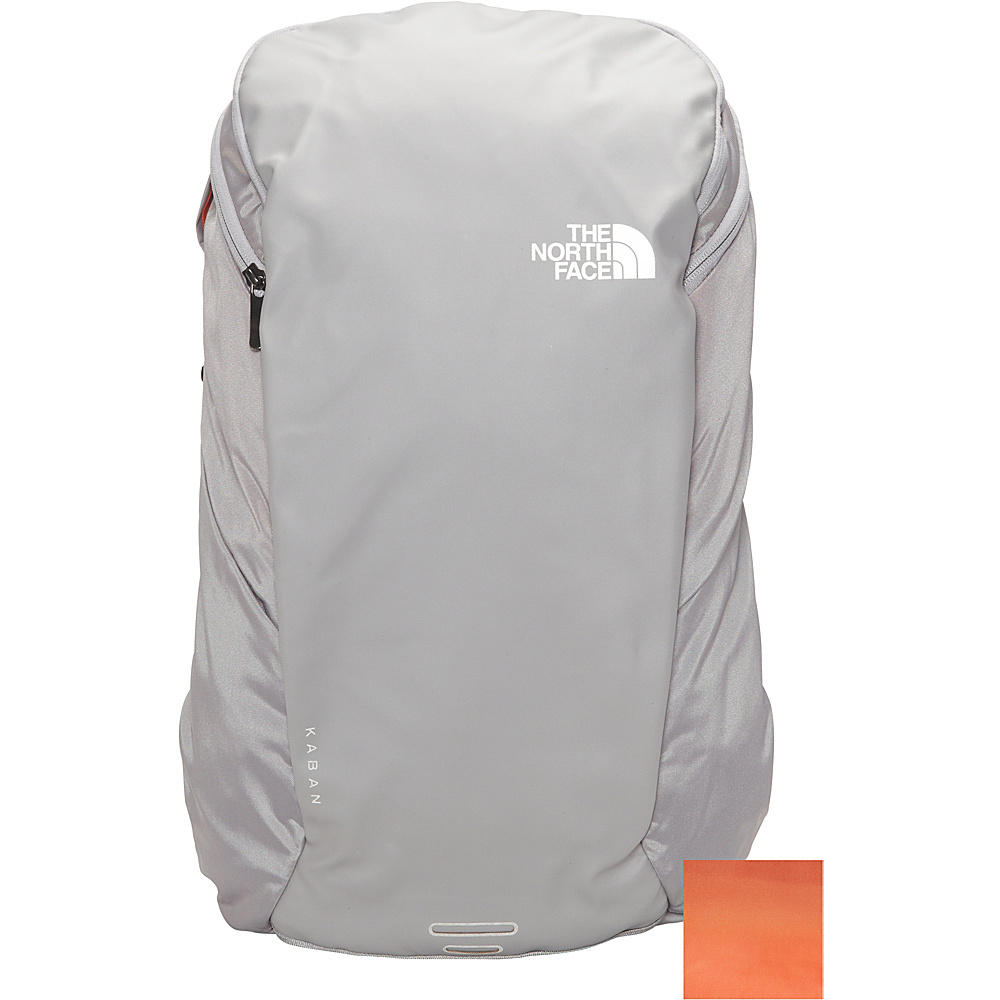 The North Face Womens Kaban Laptop Backpack Metallic Silver - The North Face School & Day Hiking Backpacks - Backpacks, School & Day Hiking Backpacks