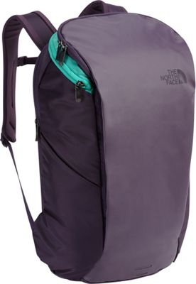 The North Face Womens Kaban Laptop Backpack Dark Eggpant - The North Face School & Day Hiking Backpacks