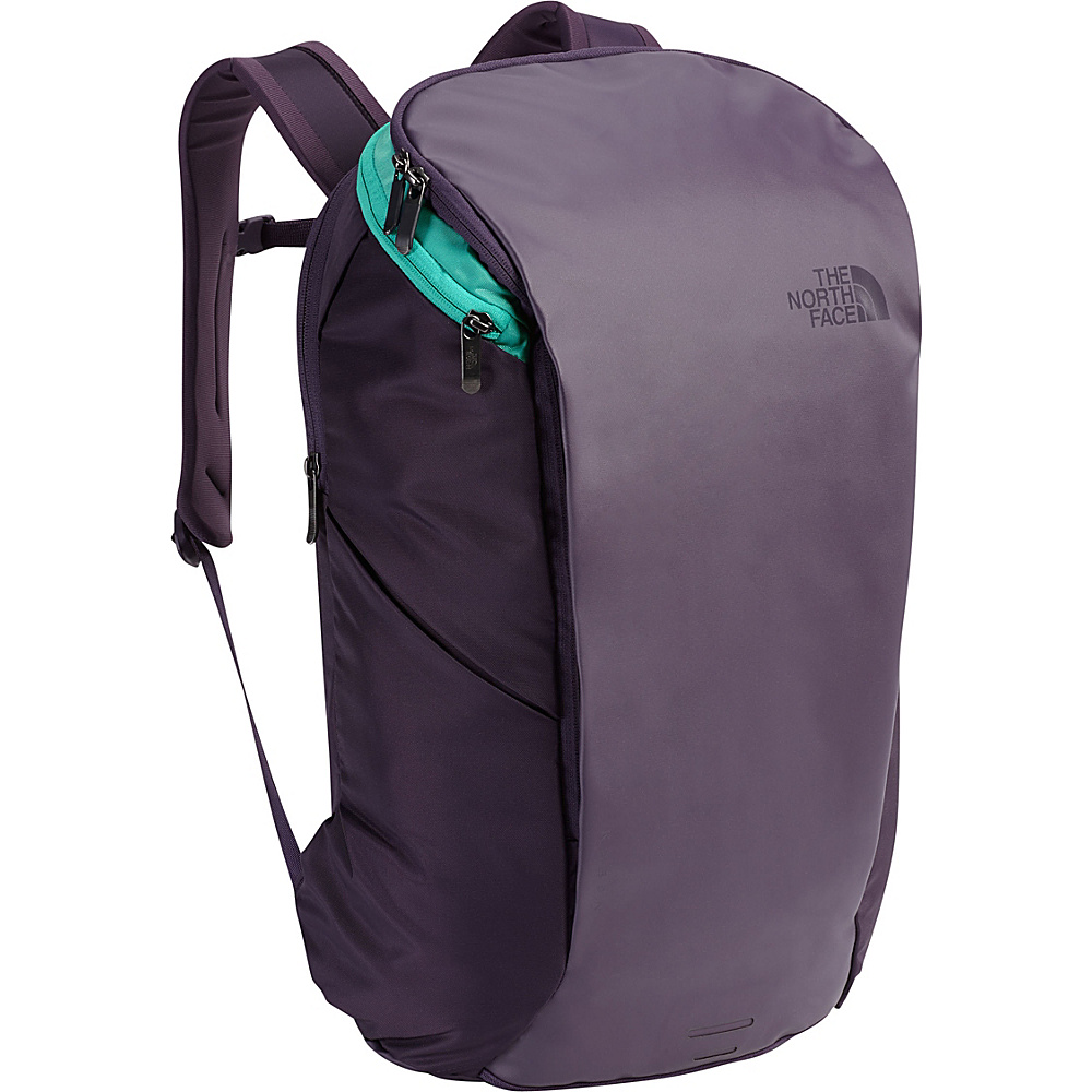 The North Face Womens Kaban Laptop Backpack Dark Eggpant - The North Face School & Day Hiking Backpacks - Backpacks, School & Day Hiking Backpacks