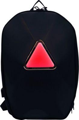 TRAKK Armor App Enabled Bluetooth LED Lighting Backpack Black - TRAKK Travel Backpacks