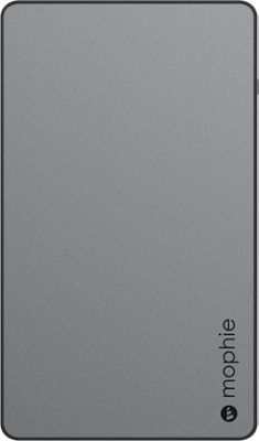 Mophie Powerstation 6,000mAh Space Gray - Mophie Portable Batteries & Chargers