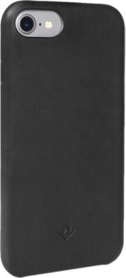 Twelve South Relaxed Leather Case for iPhone 7 Black - Twelve South Electronic Cases