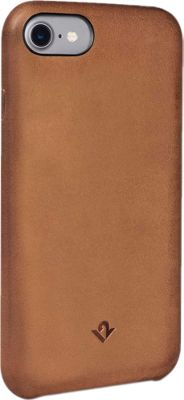 Twelve South Relaxed Leather Case for iPhone 7 Cognac - Twelve South Electronic Cases