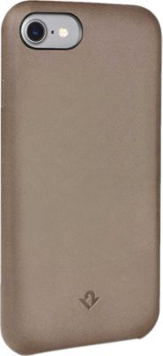 Twelve South Relaxed Leather Case for iPhone 7 Warm Taupe - Twelve South Electronic Cases