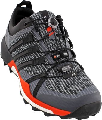 adidas outdoor Mens Terrex Skychaser Shoe 6 - Vista Grey/Black/Energy - adidas outdoor Men's Footwear 10564246