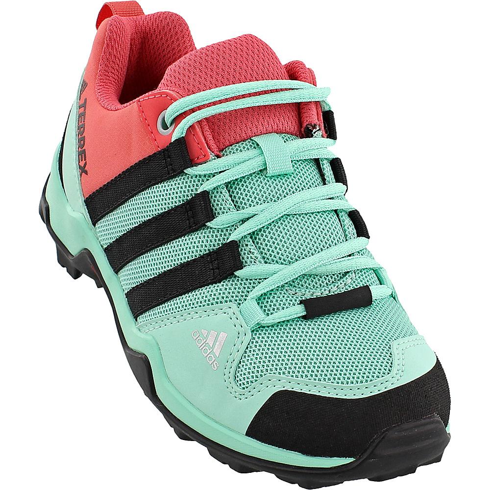 adidas outdoor Kids Terrex AX2R Shoe 5.5 (US Kids) - Easy Green/Black/Tactile Pink - adidas outdoor Mens Footwear - Apparel & Footwear, Men's Footwear