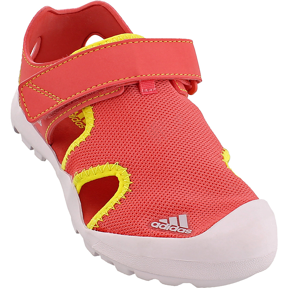 adidas outdoor Kids Captain Toey Shoe 6 (US Kids) - Tactile Pink/Ice Purple/Easy Orange - adidas outdoor Womens Footwear - Apparel & Footwear, Women's Footwear