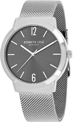 Kenneth Cole Watches Men's Classic Watch Gray - Kenneth Cole Watches Watches