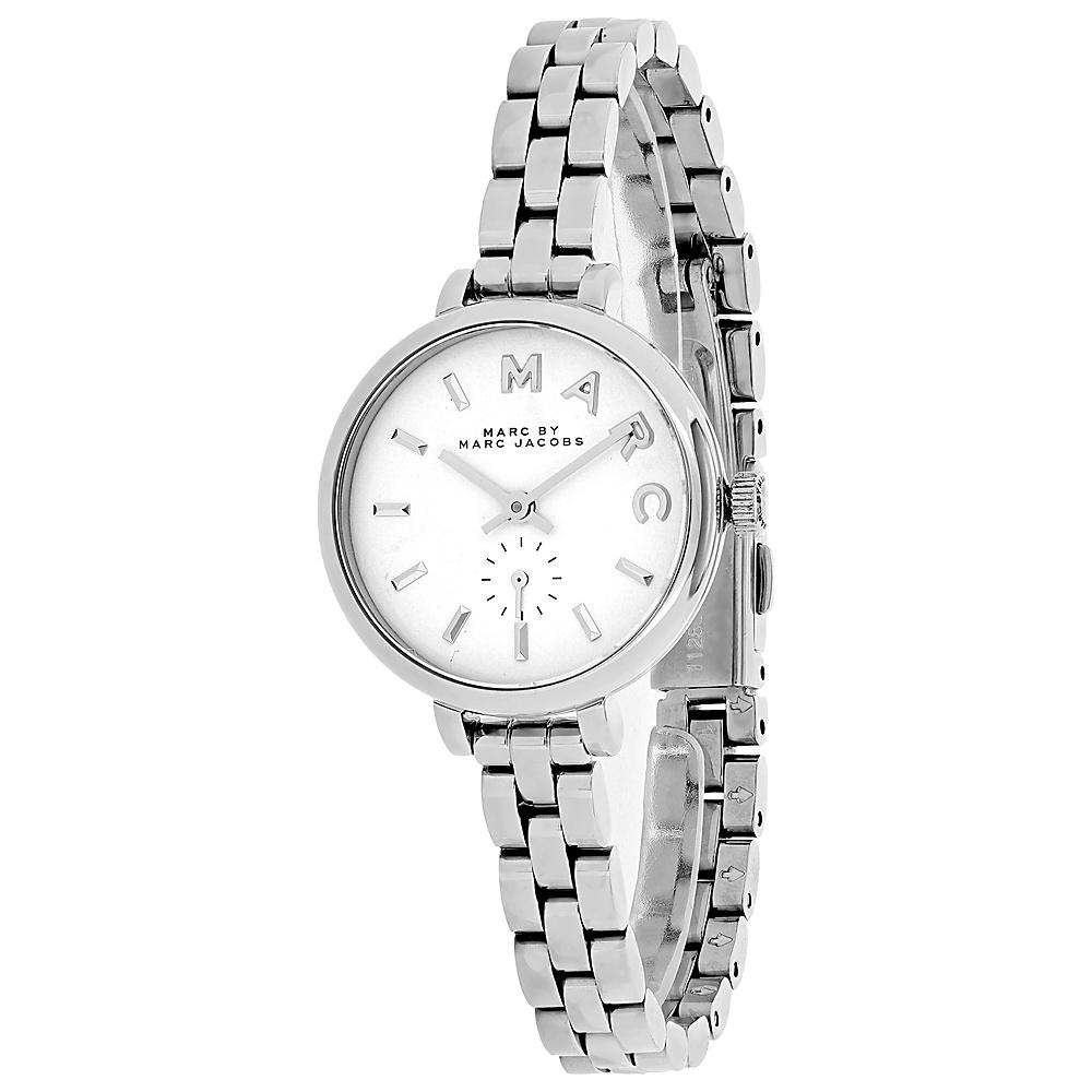 Marc Jacobs Watches Women's Baker Watch Silver - Marc Jacobs Watches Watches