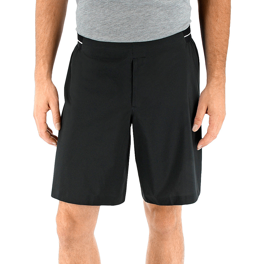 adidas outdoor Mens Terrex Agravic Short 30 - 9in - Black/Black - adidas outdoor Mens Apparel - Apparel & Footwear, Men's Apparel