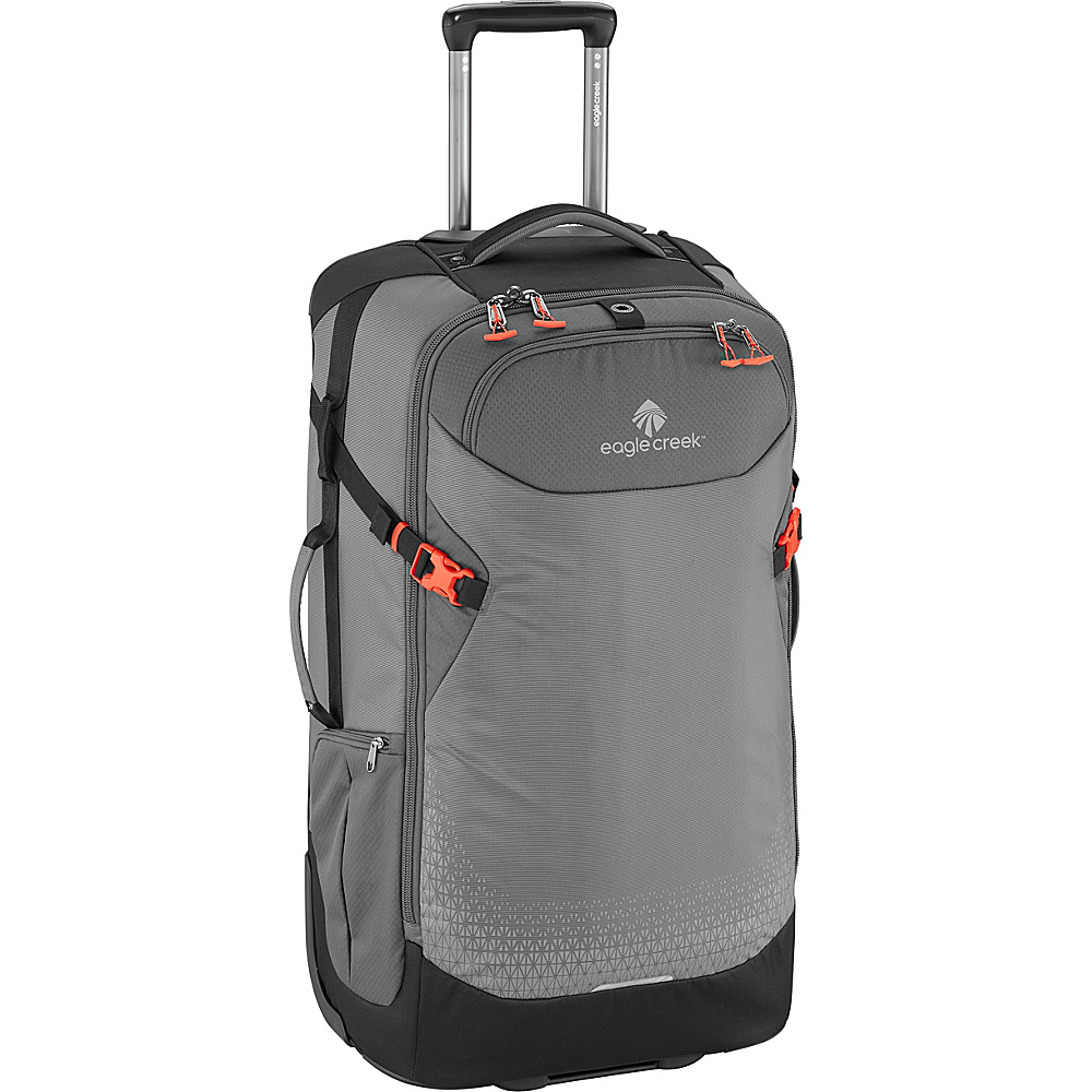 Eagle Creek Expanse Convertible 29 Stone Grey - Eagle Creek Softside Checked - Luggage, Softside Checked