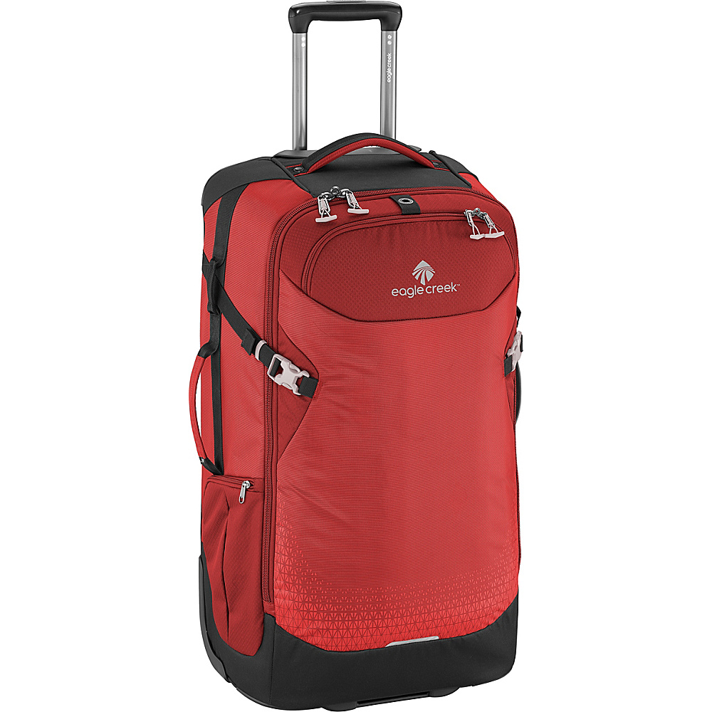 Eagle Creek Expanse Convertible 29 Volcano Red - Eagle Creek Softside Checked - Luggage, Softside Checked