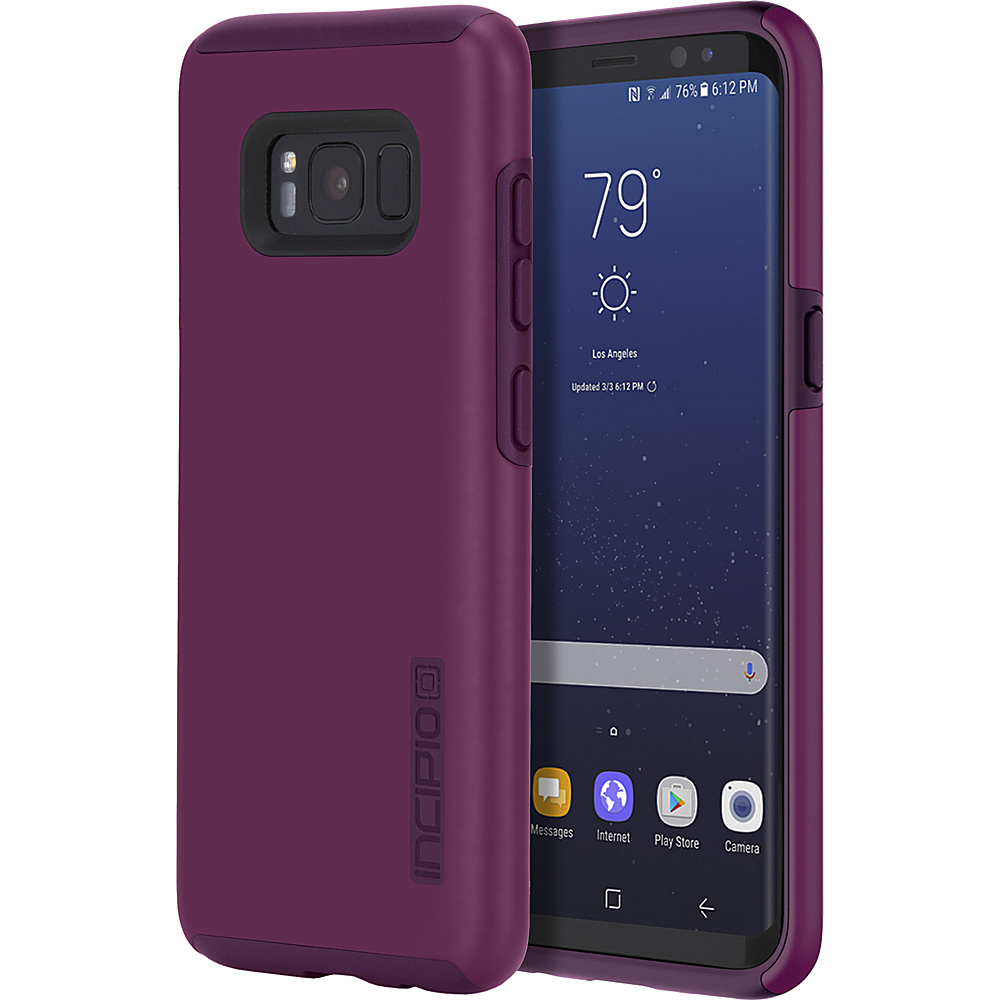 Incipio DualPro for Samsung Galaxy S8+ Plum - Incipio Electronic Cases - Technology, Electronic Cases