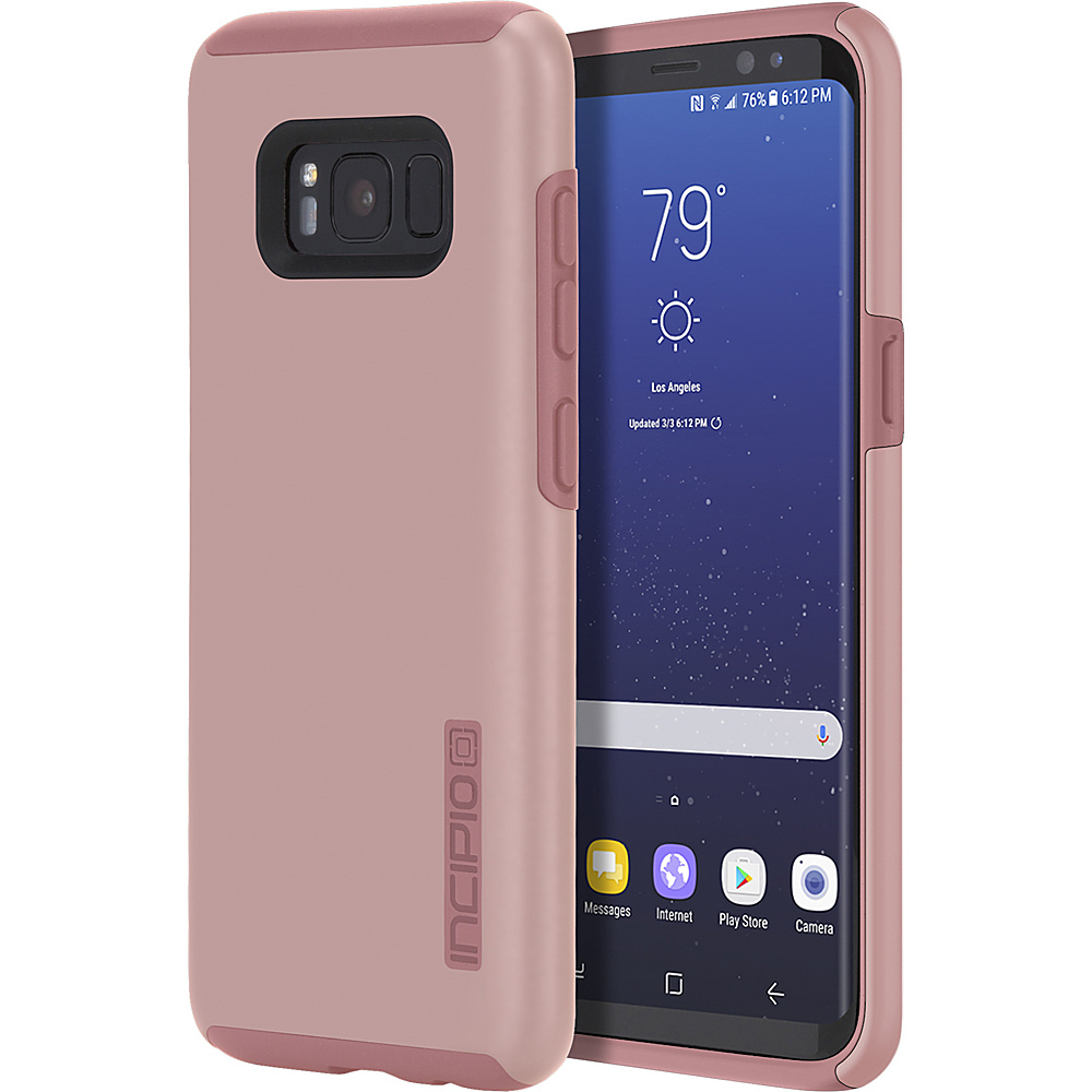 Incipio DualPro for Samsung Galaxy S8+ Iridescent Rose Gold - Incipio Electronic Cases - Technology, Electronic Cases