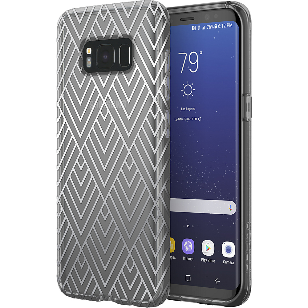 Incipio Design Series Classic for Samsung Galaxy S8 Silver Prism - Incipio Electronic Cases - Technology, Electronic Cases