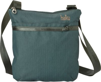 Haiku RFID Revel Crossbody Balsam Green - Haiku Fabric Handbags