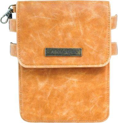 SmarterGarter Sedona 4.0 Hands-Free Purse Tan - Medium - SmarterGarter Manmade Handbags