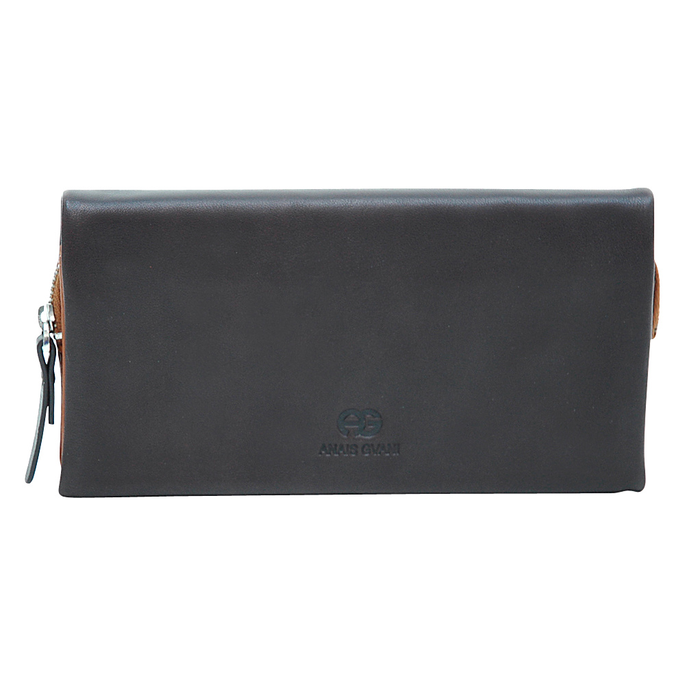 Dasein Womens Bifold Wallet Deep Brown/Brown - Dasein Womens Wallets - Women's SLG, Women's Wallets