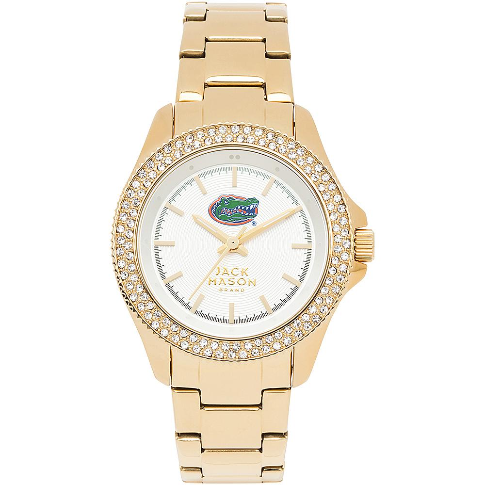Jack Mason League NCAA Gold Glitz Womens Watch Florida Gators - Jack Mason League Watches - Fashion Accessories, Watches