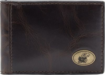 Jack Mason League NCAA Legacy Slim Bifold Kansas Jayhawks - Jack Mason League Men's Wallets