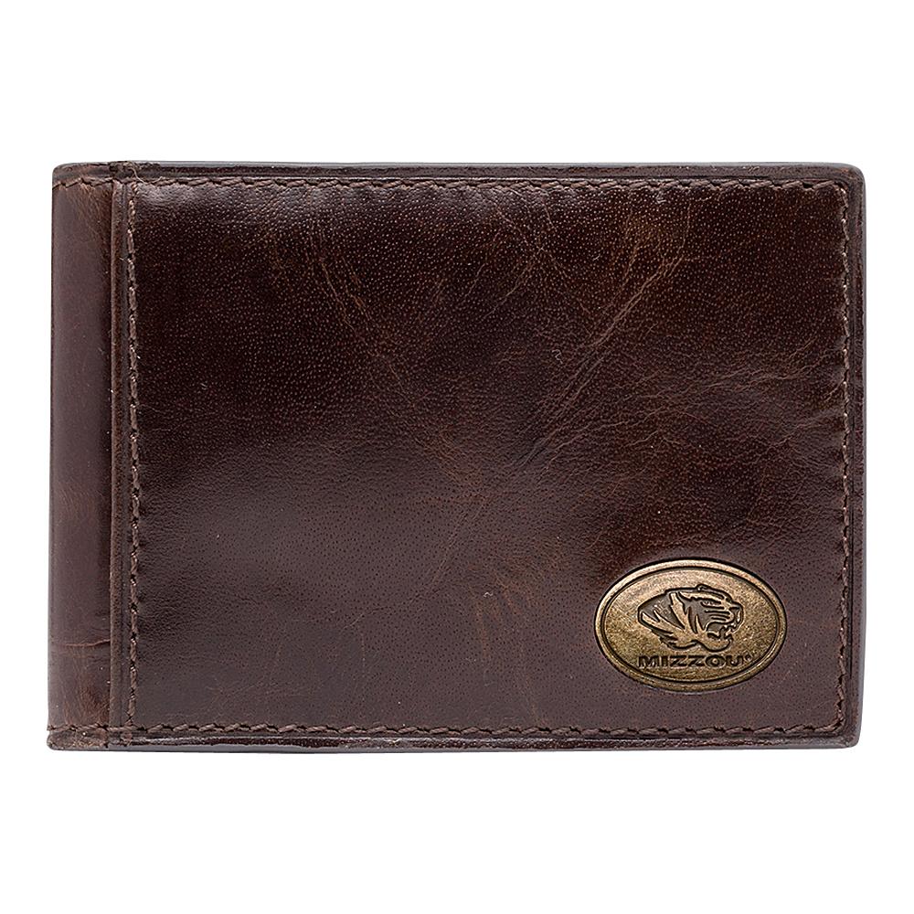 Jack Mason League NCAA Legacy Slim Bifold Missouri Tigers - Jack Mason League Mens Wallets - Work Bags & Briefcases, Men's Wallets