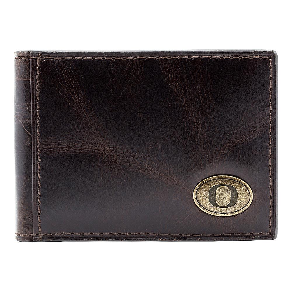 Jack Mason League NCAA Legacy Slim Bifold Oregon Ducks - Jack Mason League Mens Wallets - Work Bags & Briefcases, Men's Wallets