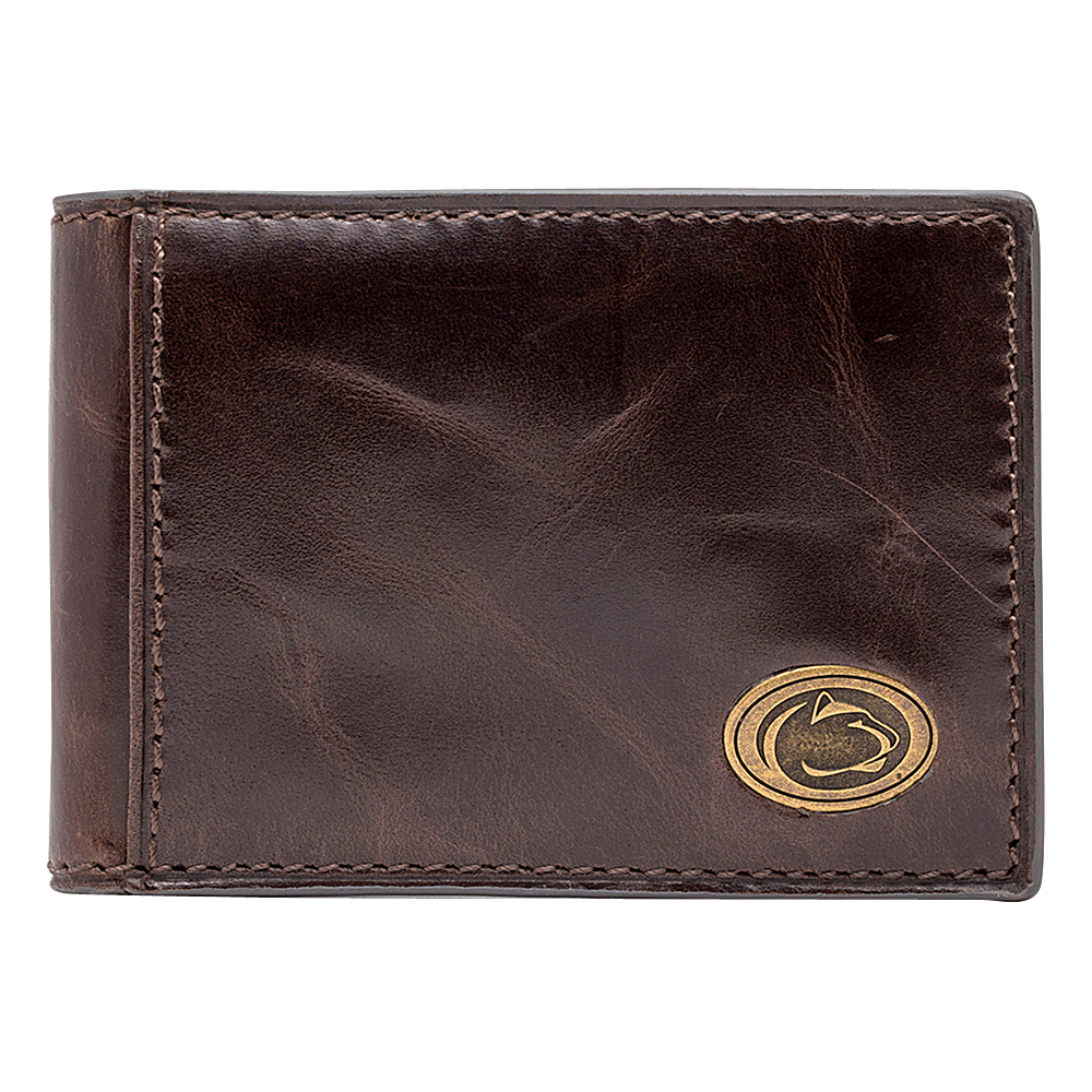 Jack Mason League NCAA Legacy Slim Bifold Penn State Nittany Lions - Jack Mason League Mens Wallets - Work Bags & Briefcases, Men's Wallets