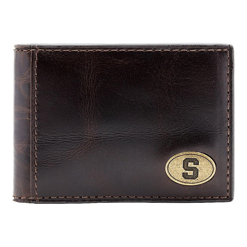 Jack Mason League NCAA Legacy Slim Bifold Syracuse Orange - Jack Mason League Mens Wallets - Work Bags & Briefcases, Men's Wallets