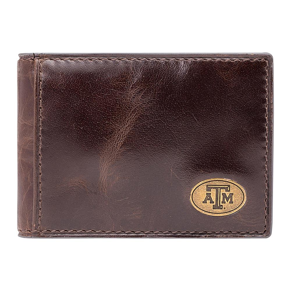 Jack Mason League NCAA Legacy Slim Bifold Texas A&M Aggies - Jack Mason League Mens Wallets - Work Bags & Briefcases, Men's Wallets
