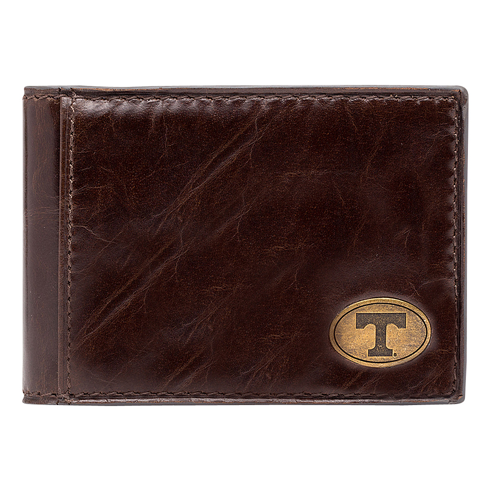 Jack Mason League NCAA Legacy Slim Bifold Tennessee Volunteers - Jack Mason League Mens Wallets - Work Bags & Briefcases, Men's Wallets