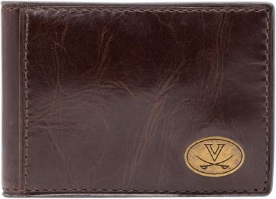 Jack Mason League NCAA Legacy Slim Bifold Virginia Cavaliers - Jack Mason League Men's Wallets