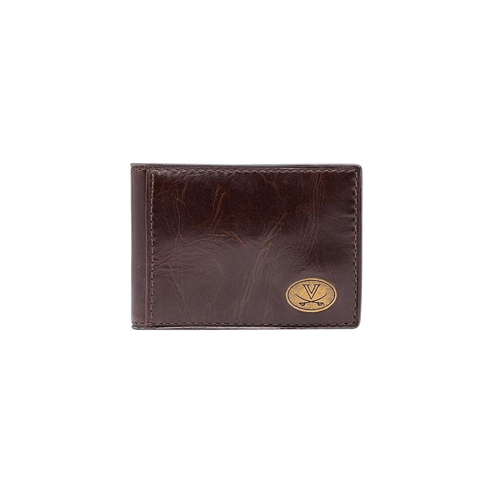 Jack Mason League NCAA Legacy Slim Bifold Virginia Cavaliers - Jack Mason League Mens Wallets - Work Bags & Briefcases, Men's Wallets