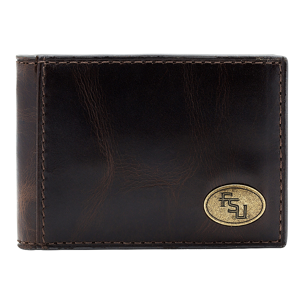 Jack Mason League NCAA Legacy Slim Bifold Florida State Seminoles - Jack Mason League Mens Wallets - Work Bags & Briefcases, Men's Wallets