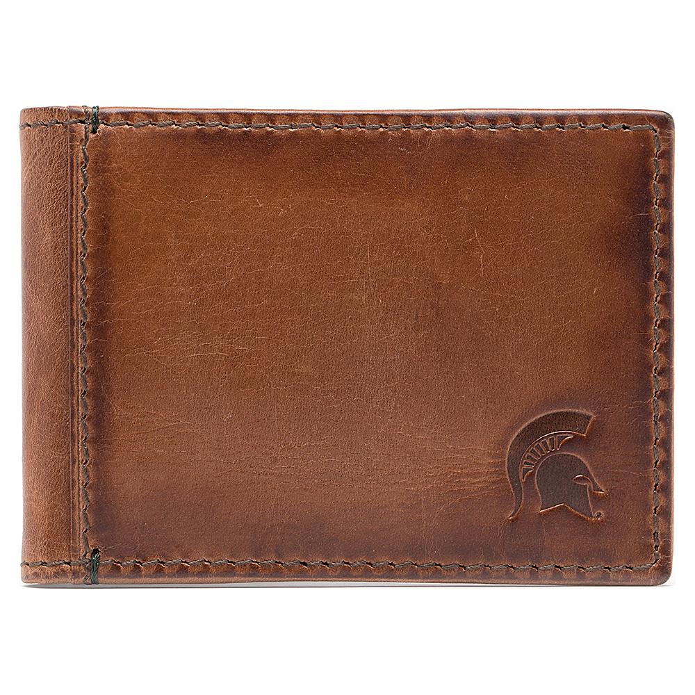 Jack Mason League NCAA Campus Slim Bifold Michigan State Spartans - Jack Mason League Mens Wallets - Work Bags & Briefcases, Men's Wallets