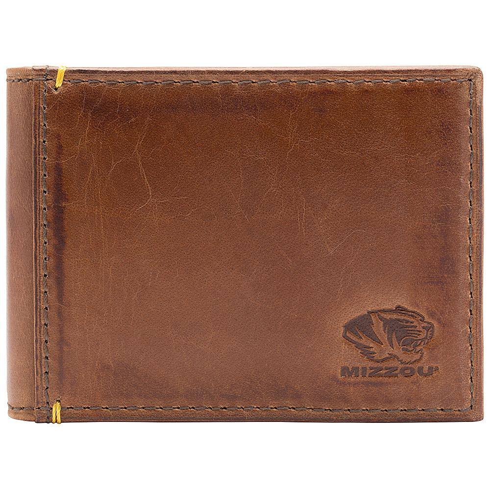 Jack Mason League NCAA Campus Slim Bifold Missouri Tigers - Jack Mason League Mens Wallets - Work Bags & Briefcases, Men's Wallets