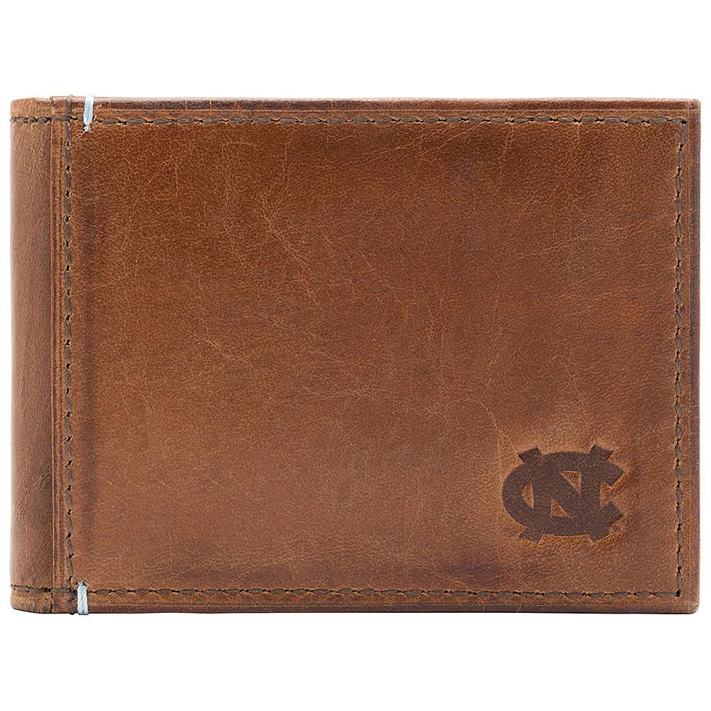Jack Mason League NCAA Campus Slim Bifold North Carolina Tarheels - Jack Mason League Mens Wallets - Work Bags & Briefcases, Men's Wallets