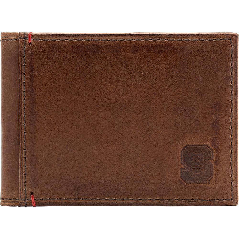 Jack Mason League NCAA Campus Slim Bifold NC State Wolfpack - Jack Mason League Mens Wallets - Work Bags & Briefcases, Men's Wallets