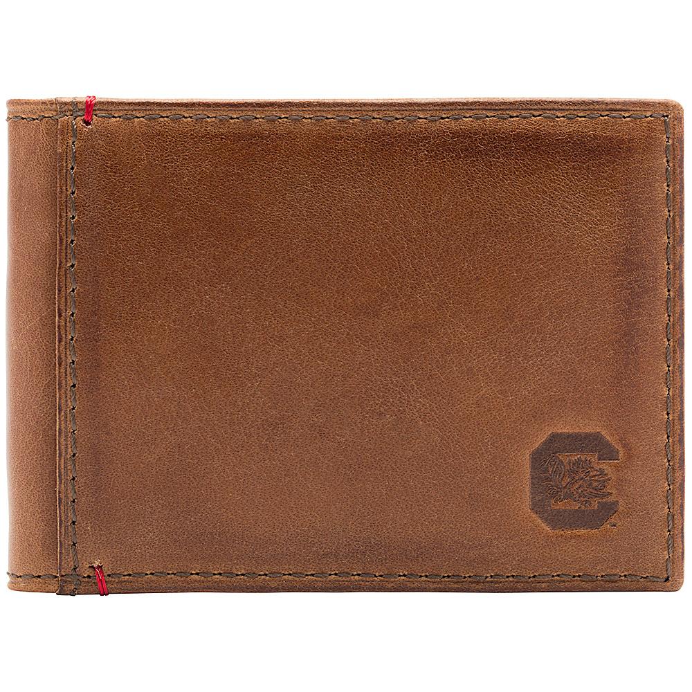 Jack Mason League NCAA Campus Slim Bifold South Carolina Gamecocks - Jack Mason League Mens Wallets - Work Bags & Briefcases, Men's Wallets