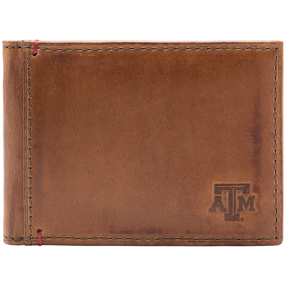 Jack Mason League NCAA Campus Slim Bifold Texas A&M Aggies - Jack Mason League Mens Wallets - Work Bags & Briefcases, Men's Wallets