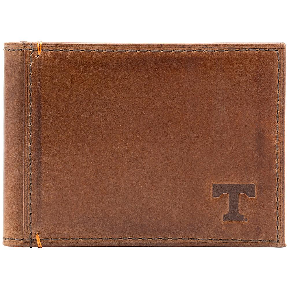 Jack Mason League NCAA Campus Slim Bifold Tennessee Volunteers - Jack Mason League Mens Wallets - Work Bags & Briefcases, Men's Wallets