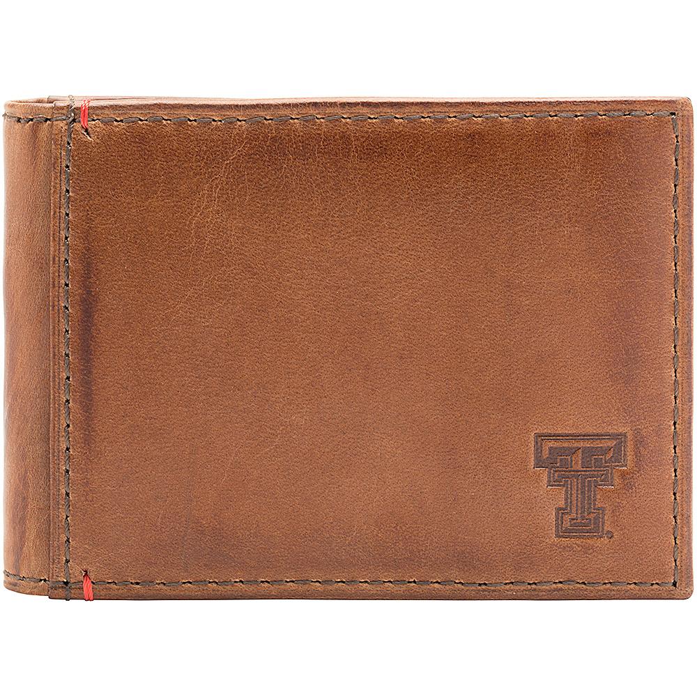 Jack Mason League NCAA Campus Slim Bifold Texas Tech Red Raiders - Jack Mason League Mens Wallets - Work Bags & Briefcases, Men's Wallets