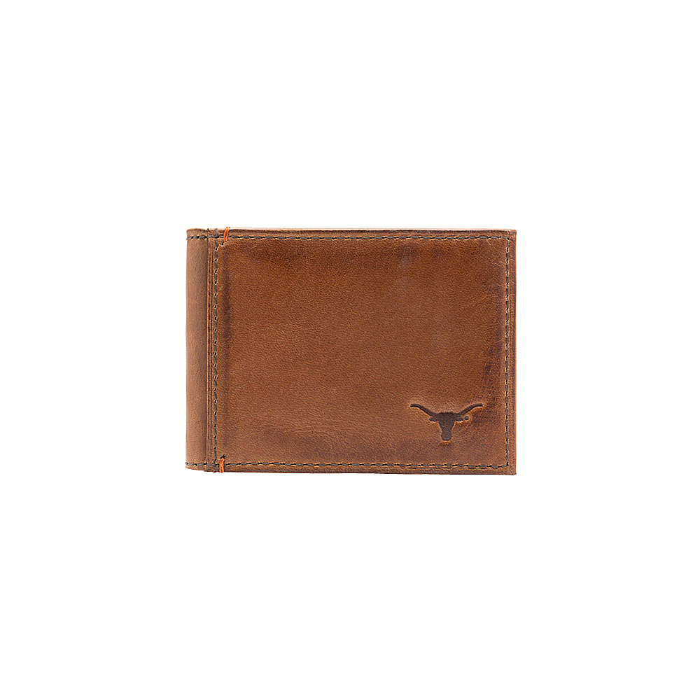 Jack Mason League NCAA Campus Slim Bifold Texas Longhorns - Jack Mason League Mens Wallets - Work Bags & Briefcases, Men's Wallets