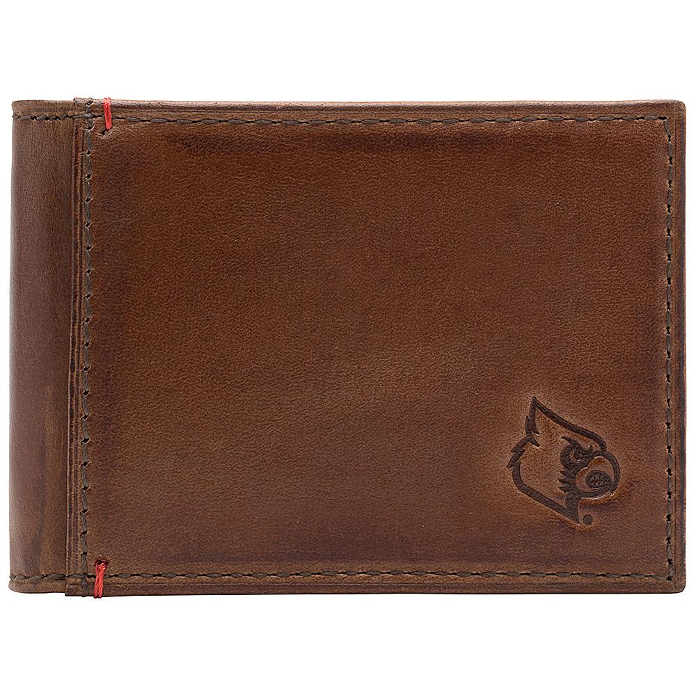 Jack Mason League NCAA Campus Slim Bifold Louisville Cardinals - Jack Mason League Mens Wallets - Work Bags & Briefcases, Men's Wallets