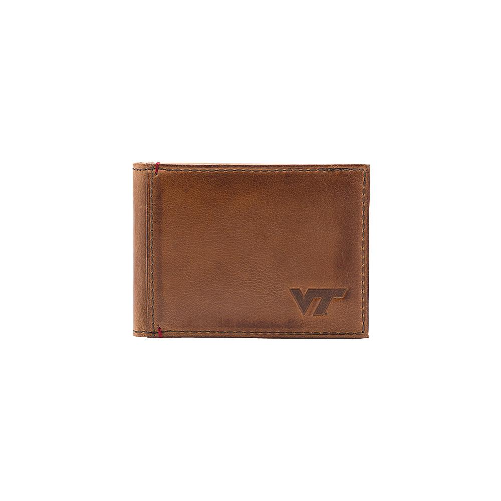 Jack Mason League NCAA Campus Slim Bifold Virginia Tech Hokies - Jack Mason League Mens Wallets - Work Bags & Briefcases, Men's Wallets