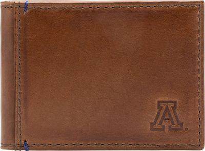 Jack Mason League NCAA Campus Slim Bifold Arizona Wildcats - Jack Mason League Men's Wallets